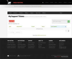 WHMCS Integration - Support Tickets