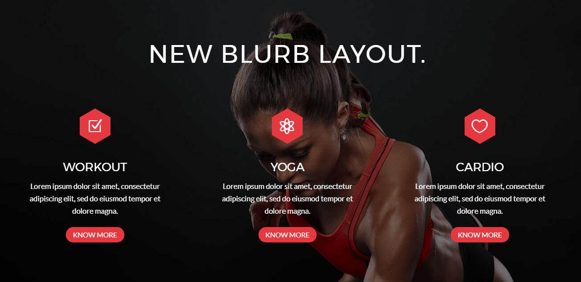 Divi Blurb Extended – a Plugin to Enhance Divi Blurb